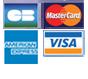 CB, Mastercard, Visa