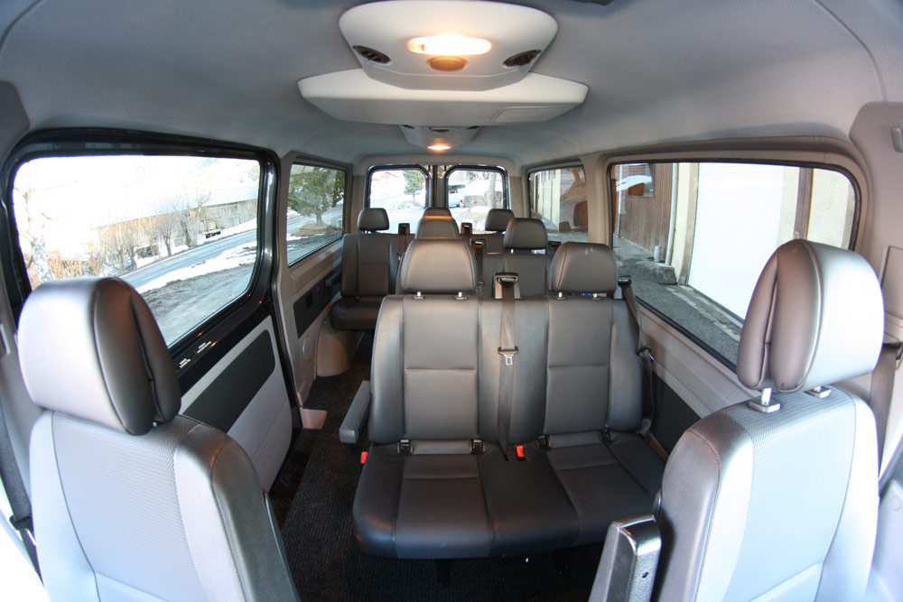 Luxury vehicles – Taxi transfers in Aime La Plagne