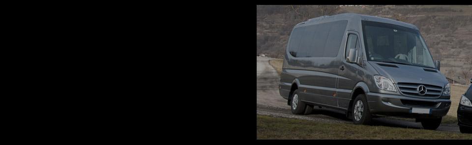 Luxury Minibuses transfers Aime La Plagne